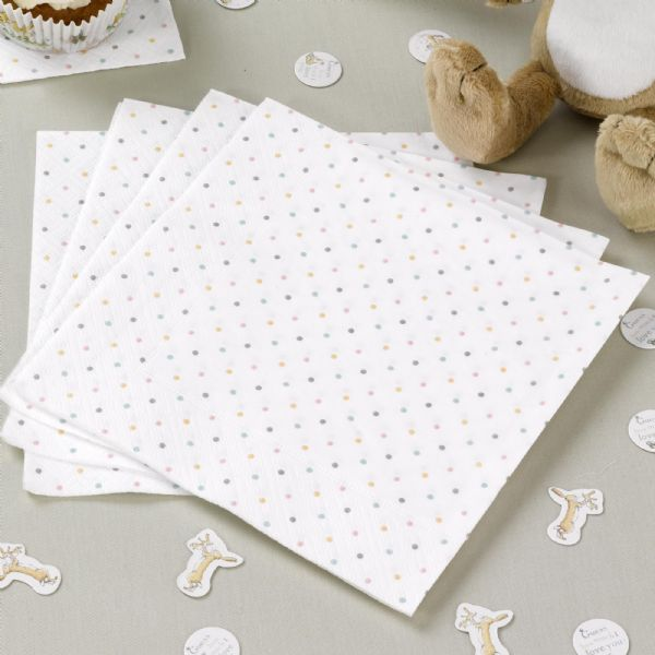 Guess How Much I Love You Napkins (16)